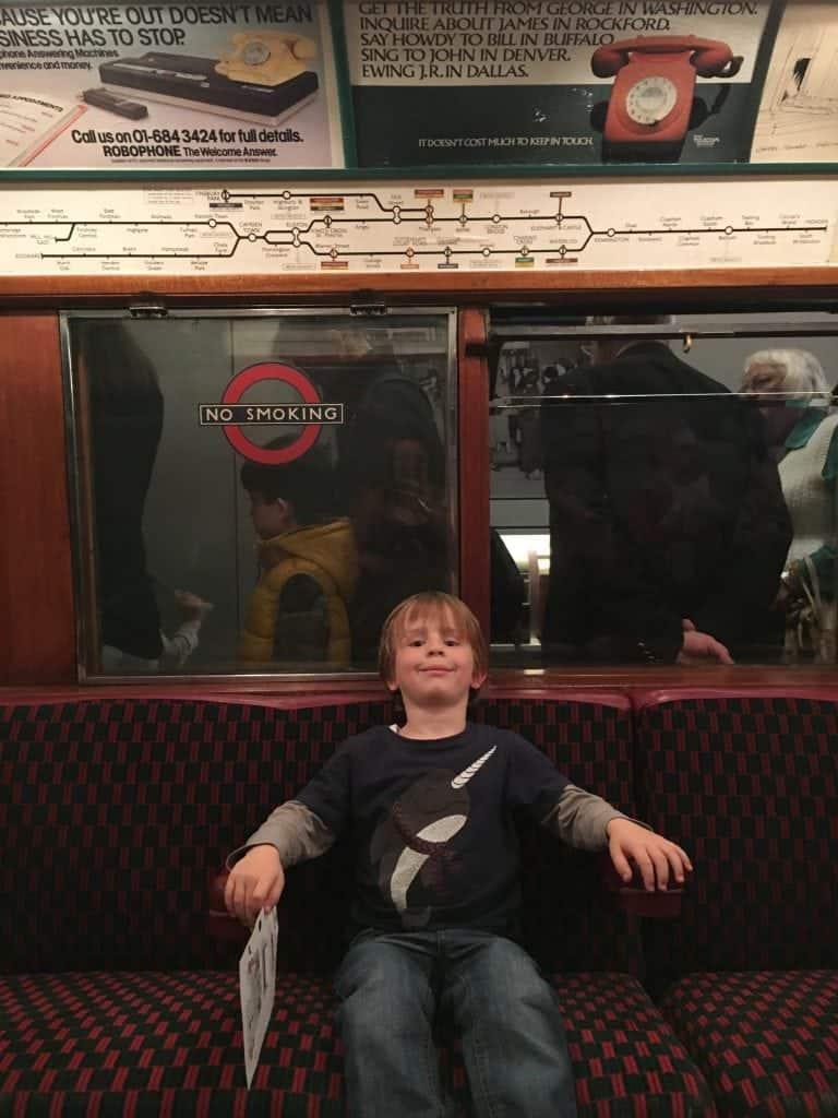 London Transport Museum Review