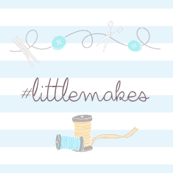 Little Makes Craft and baking linky thimble and Twig Blog