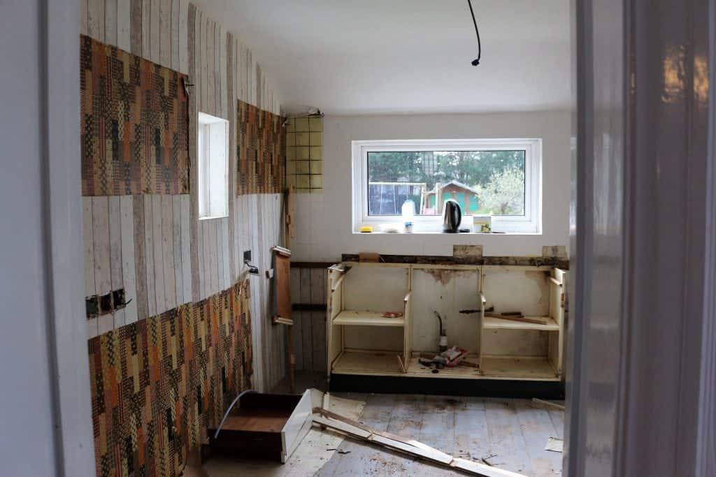 Kitchen Renovation Extension