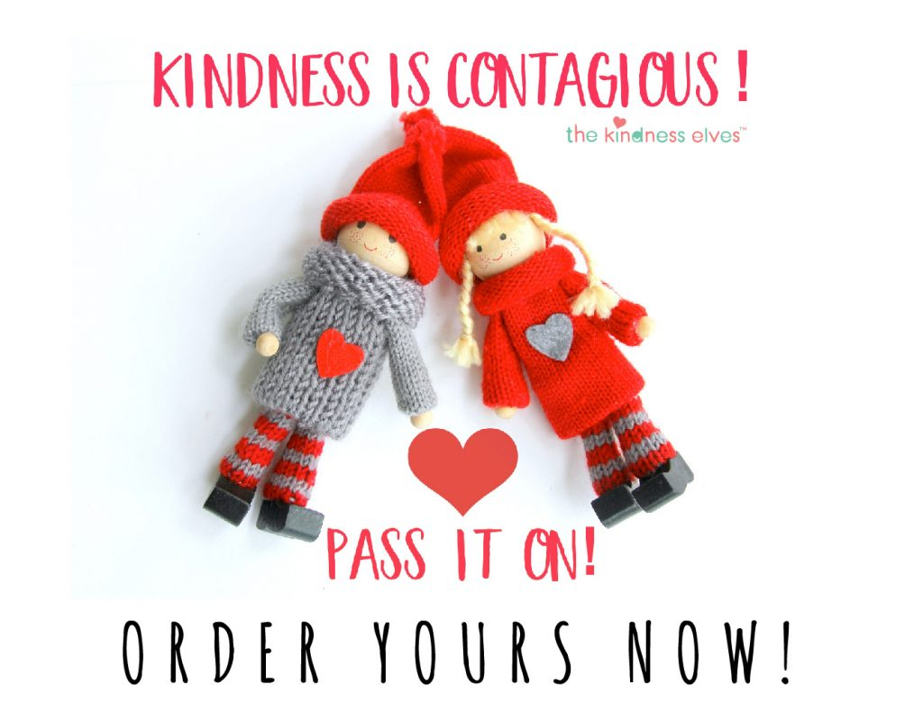 Kindness Elves: Our Summer of Kindness. Need Summer Holiday Kindness ideas for children to learn how to spread Kindness?