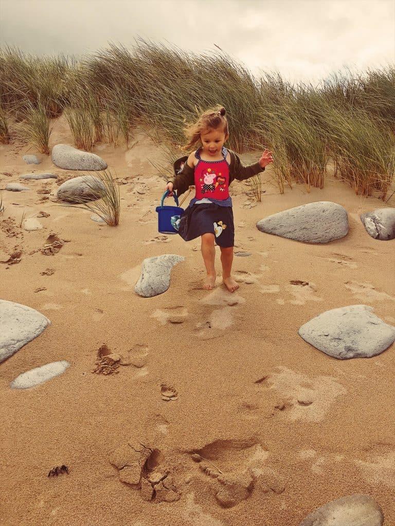 Achiil Island in Ireland Fun in the Sun Beach Holiday