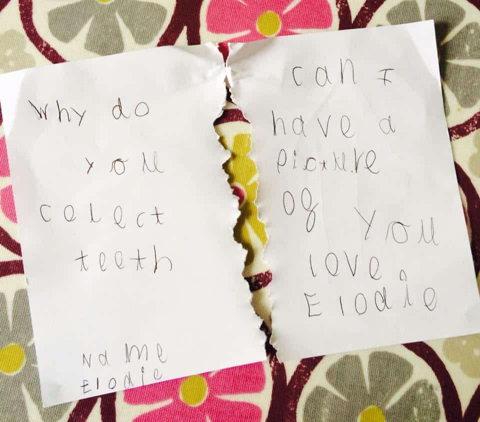 tooth fairy gift ideas for girls and boys - thimble and twig