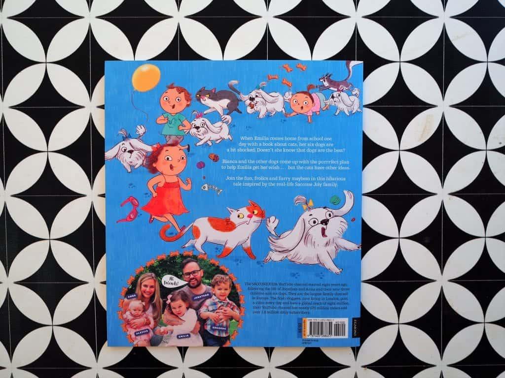 Sacconejolys great cat nap book review