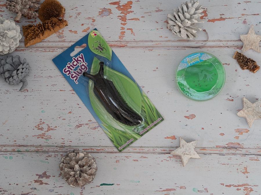 slug and frogspawn slime