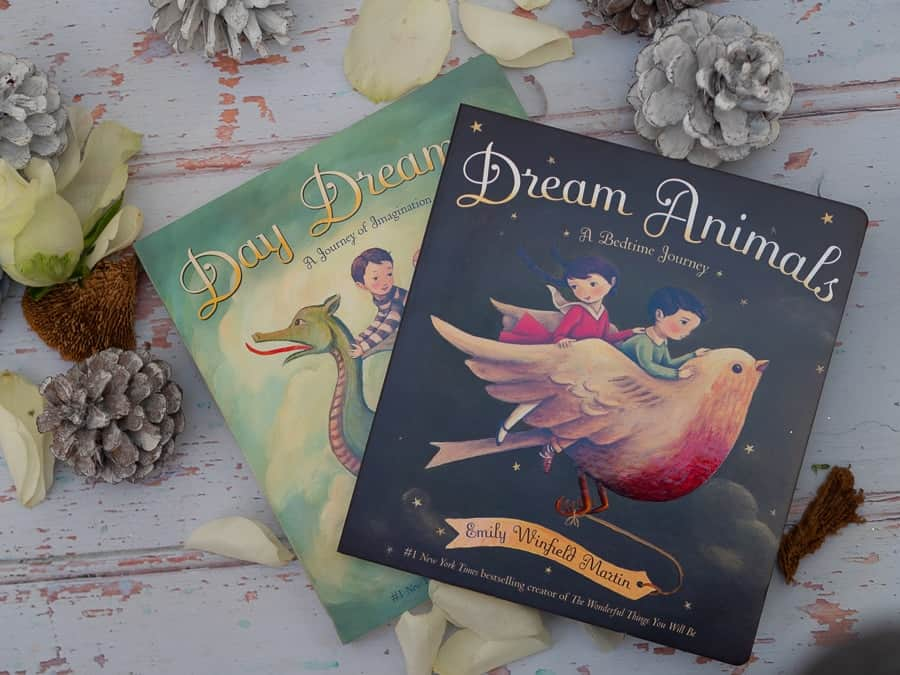Books for imaginative kids