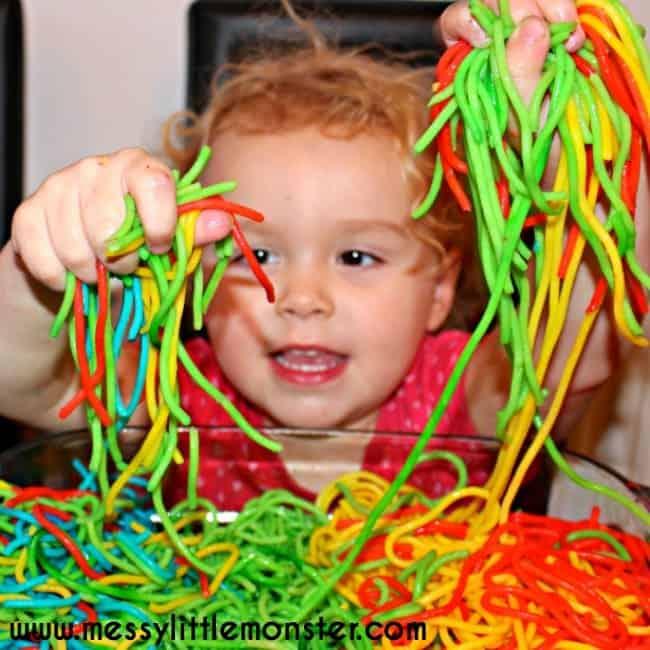 Sensory Play Ideas for Children