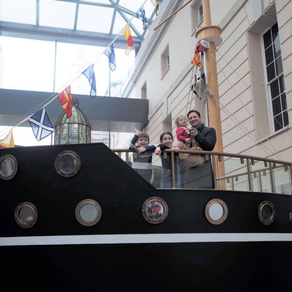 Top Ten things to do in South london Maritime Museum Greenwich review