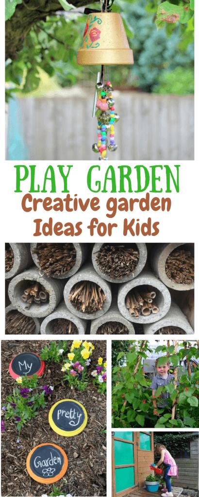 Creative family garden ideas