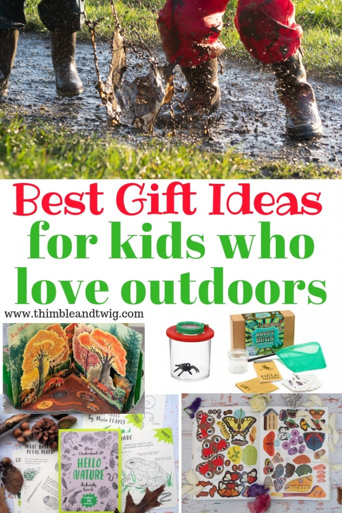 Best Gift Ideas for kids who love outdoors