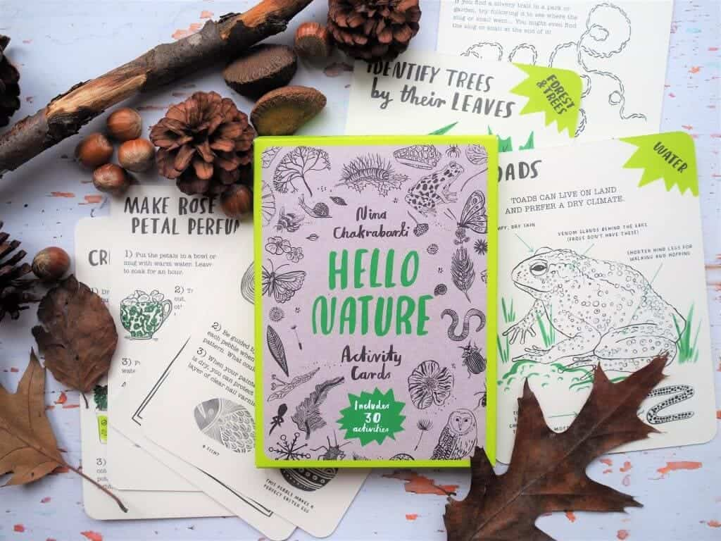 Nature Gifts for kids, creative gifts to help kids explore nature kids