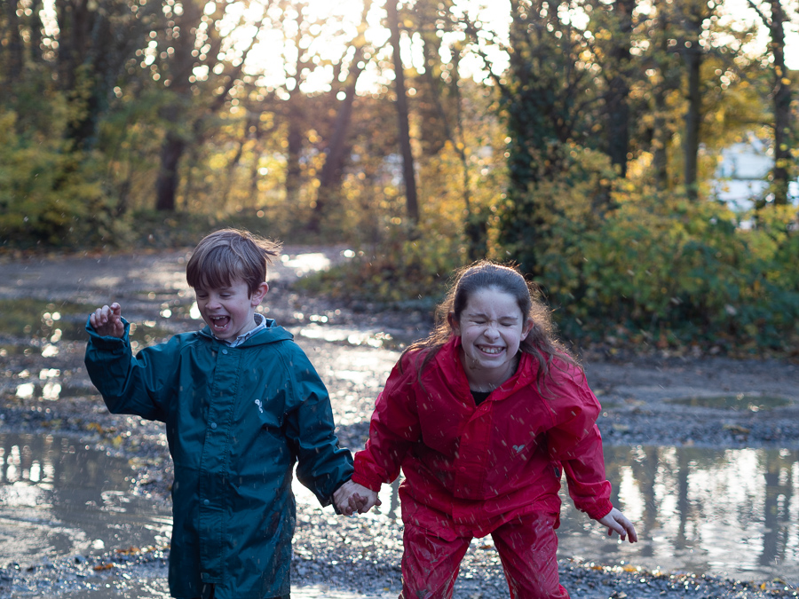 Muddy Puddles waterproof clothing