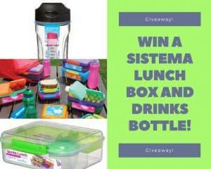 sistema lunchbox giveaway