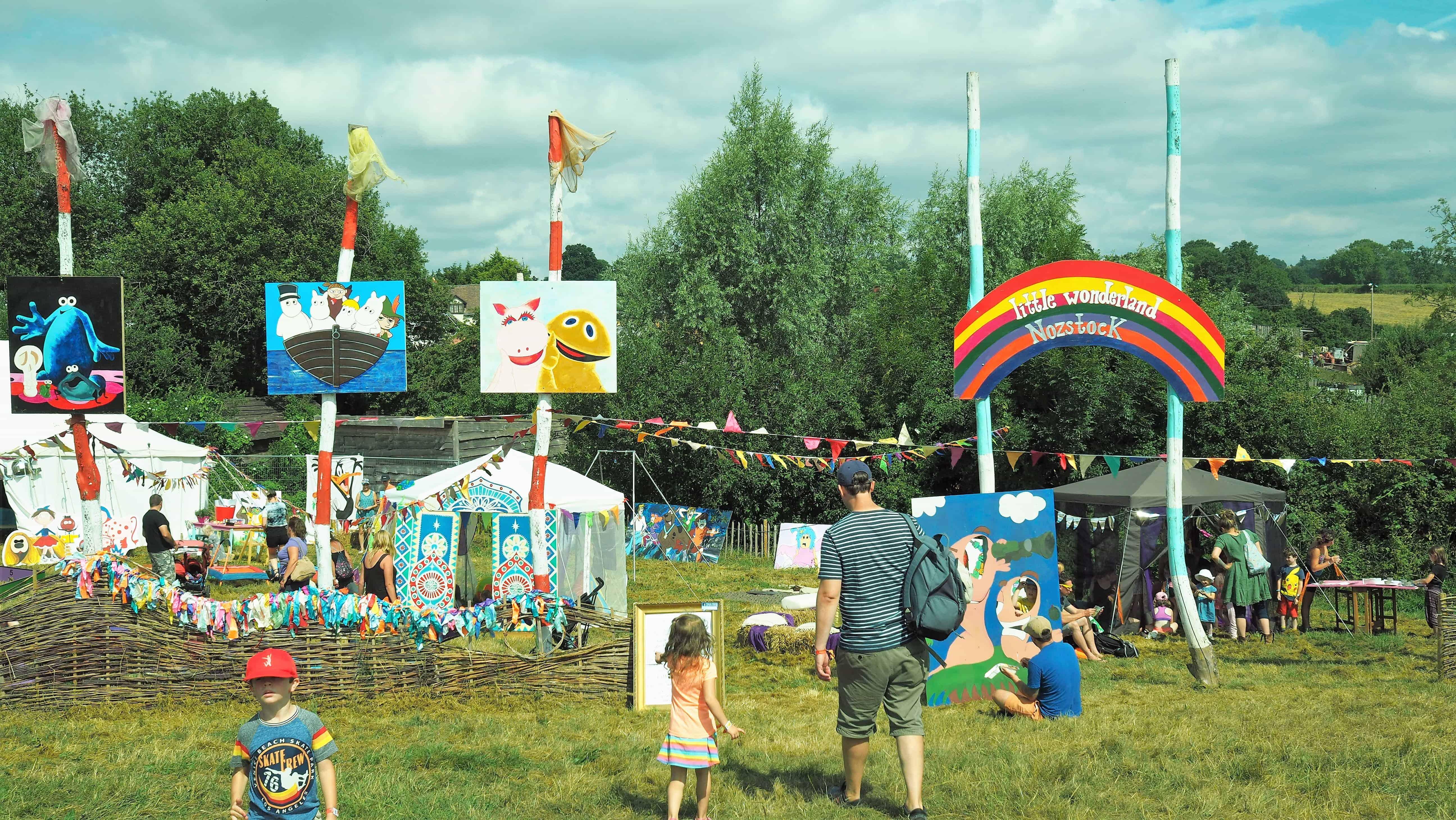 Nozstock family festival