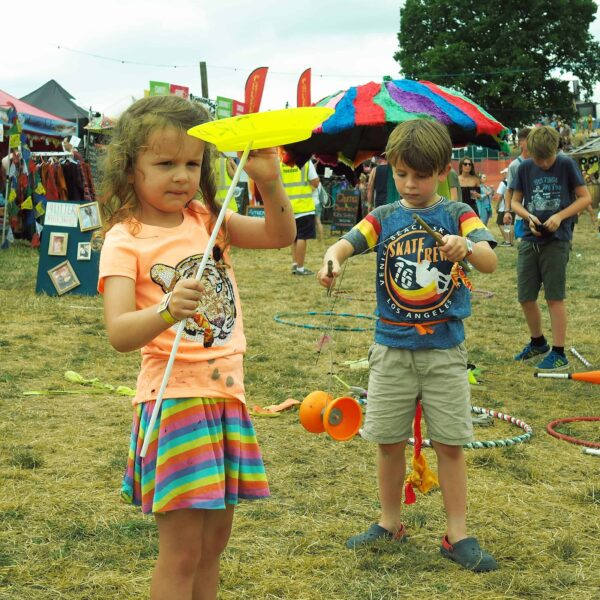 Nozstock family friendly festival