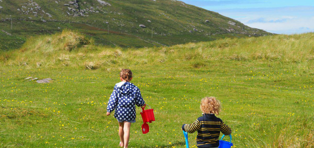 family holiday west coast of ireland