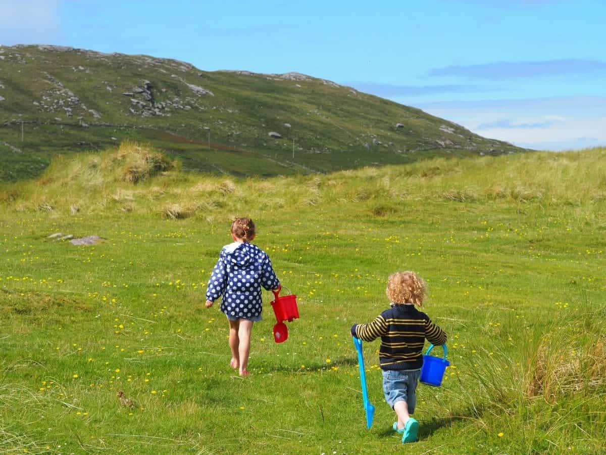 family holiday west coast of ireland