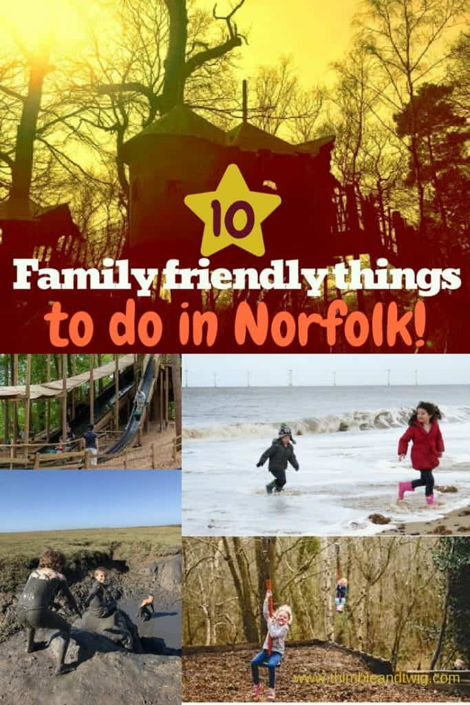 Best family friendly things to do in Norfolk