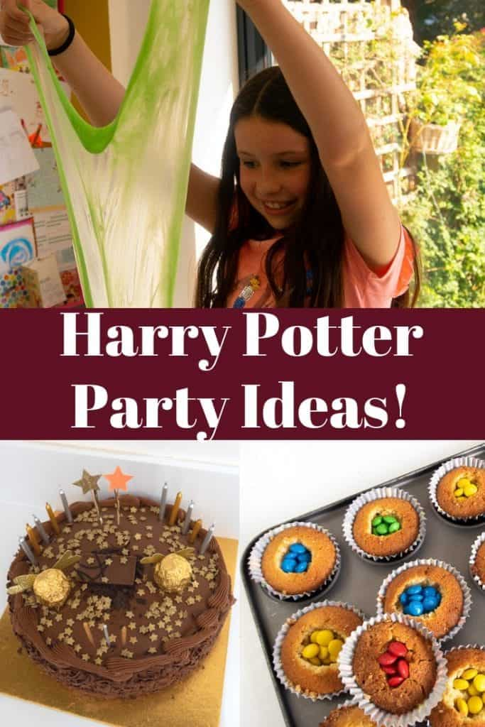 Harry Potter Party Ideas!