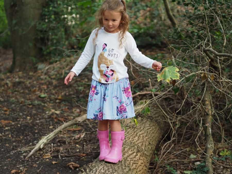 Woodland Crafts for kids