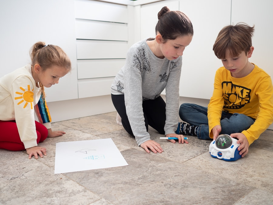 Clementoni MIND designer toy review