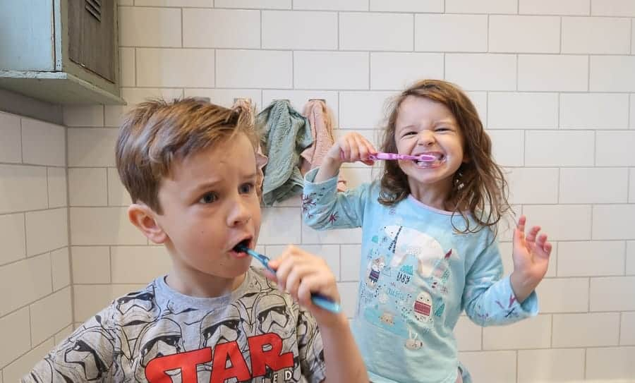 fun ideas to help kids brush teeth