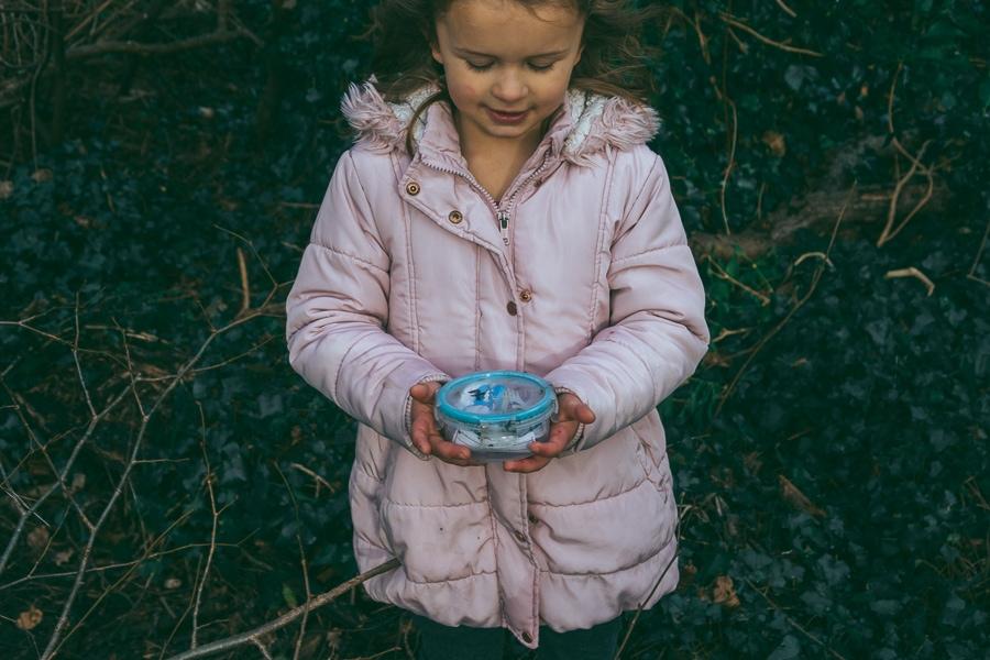 geocaching at emmett's gardens