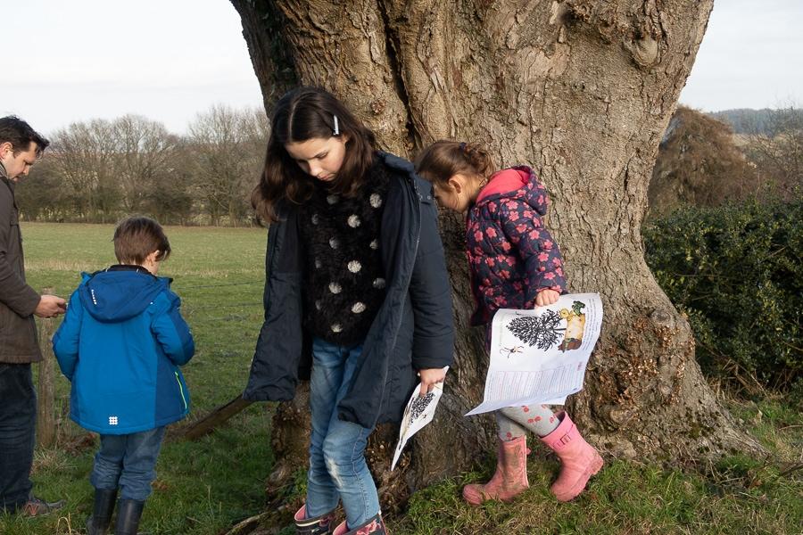 emmetts garden with kids